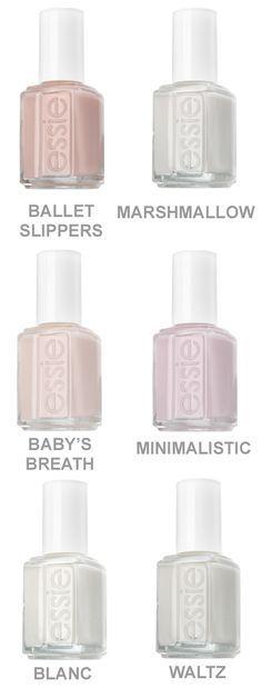best off white nail polish - Google Search