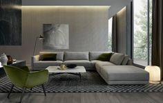 SOFAS - POLIFORM | Bristol l Habitat - less comfortable than flexform - could be filling , model unknown