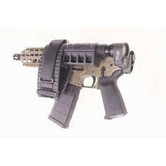 """Diamondback DB15 AR15 Pistol 5.56NATO 7.5"""" FDE w/ installed Gen 3-M LAW folding adapter & Sig SBX brace (1) 30rd mag DB15PFDE7"""