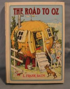 The Road to Oz L. Frank Baum