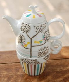 Happy tree tea for two--Shinzi Katoh