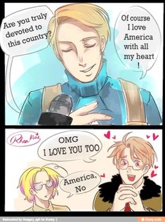 I love him too Alfred, I love him too (it's supposed to be Captain America by the way).