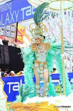 Culeco Domingo de carnaval - Calle Arriba de Las Tablas 2014