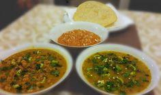 Halwa Pori with Aloo and Channa Bhaji   Fun Cooking