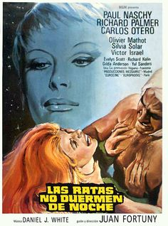 The Man with the Severed Head (1973) [Spain/France]