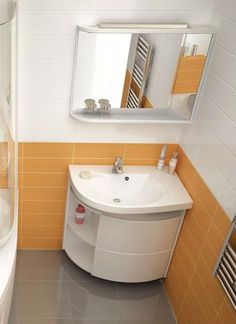 Bathroom Sinks For Small Spaces corner bathroom sinks creating space saving modern bathroom design