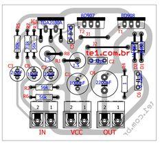 amplificador-tda2030-transistor-TIP31-TIP32-placa.png (927×840)