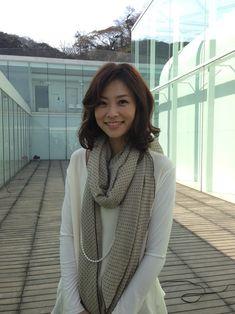 五明祐子さん 月いち連載開始です! : Grazia編集部ブログ