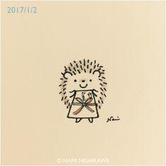 1080 はりこからお年玉 A New Year's OTOSHIDAMA gift for you