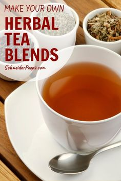 Making herbal tea blends what you need to know Herbal Tea herbal tea benefits Natural Health Remedies, Herbal Remedies, Superfood, Making Herbal Tea, Herbs For Health, Tea Benefits, Health Benefits, Tea Blends, Healing Herbs