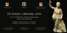 """Galleria Medievale: """"Da Zancle a Messina. 2016"""""""