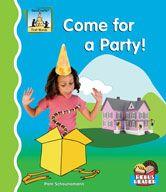 Come for a Party! #preschool #homeschool #examville #earlyed #teachingrescources #kindergarden #firstgrade #1stgrade