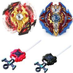 3x Kreisel Spielzeug Launcher BeyLauncher Kunststoff Zubehör Kinder Adults