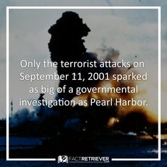 Pearl Harbor and 9/11: Two dates that will live in infamy #pearlharbor #americanhistory #facts