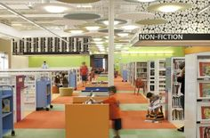 Walmart-turned-library