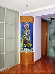 Ideas for Aquarium in the Modern Home and Office   homedoo.com