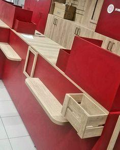Servicio de instalación y montaje de mobiliario para tiendas en Canarias Magazine Rack, Cabinet, Storage, Furniture, Home Decor, Display Stands, Point Of Purchase, Vinyls, Tents