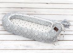 Gniazdko Niemowlęce Feel Grey Sleepee Maison du Papillon Baby Shop