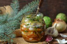śledzie po cygańsku Pickles, Cucumber, Tapas, Cooking, Recipes, Food, Gypsy, Christmas, Diet