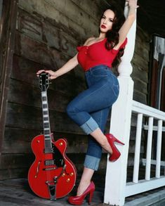 Sierra I would love to see you in this outfit Mode Rockabilly, Rockabilly Looks, Rockabilly Outfits, Rockabilly Fashion, Retro Fashion, Vintage Fashion, Pin Up Fashion, Curvy Fashion, Pin Up Girl Vintage