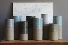 New vitrifiedstudio vases and utensil holders added to the online shop