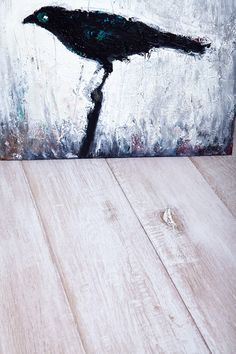 Antique Oak handscraped floor www.antiqueoak.pl