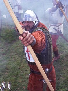An insider's look at the weapon that ended the mounted knight's reign │ Weapon Files – The Longbow