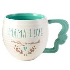 Mama Love Ceramic Mug,