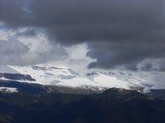 La Punta de las Olas (3002 metros), La Suca (2802 metros) y las Tres Marías hacían acto de presencia