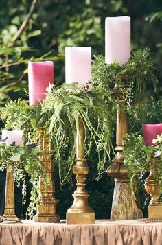 flameless candles - enjoy the ambiance of a real-wax candle without the worry of an open flame.
