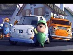 براعم : اولى الباص الابيض اولى القط Olly The Little White Van