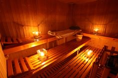 Auberge de la Maison Sauna