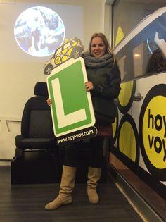 MIREIA DURAN!!! #hoyvoy #autoescuela #badalona