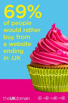 High viz your biz with a website ending in .uk domain, and start selling more online. If you are a small business and you want to get online search for your domain name here, and get your website up and running.