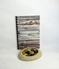Login and password organizer with a rustic barn wood by GunnySack, $10.00