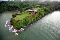 Forte de San Lorenzo - Panamá