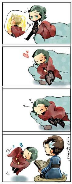 JSJSJ SORRY NO PUEDO xD pobre Loki pensó q la capita era de Thor y era del doc xd