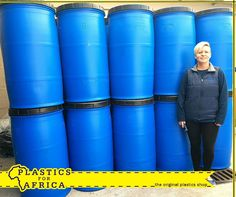 Save water with these Drums, which is ideal for collecting rain and grey water. Now available from your nearest branch.