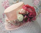 Beautiful summery hats from the Milliners of Etsy