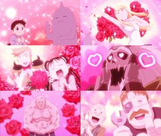 Luv is in the air!