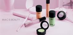 M·A·C Is Beauty makeup collection.