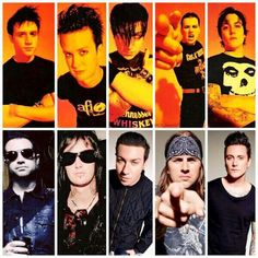 "Avenged Sevenfold. Old and new! Still amazing though. RIP Jimmy ""The Rev"" Sullivan. foREVer."
