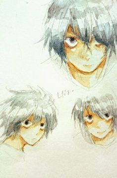 Tags: Death Note, L Lawliet