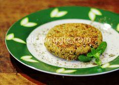 Veggieburguer de quinoa | DicaVeggie