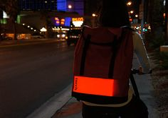 Torch FLUX Backpack | Cool Material