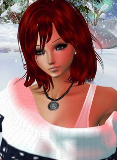 Captured Inside IMVU - Join the Fun!LOvelY