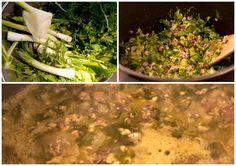 Μαγειρίτσα σούπα