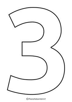 Numeri da Stampare, Colorare e Ritagliare per Bambini | PianetaBambini.it Jewellery Shop Design, Jewelry Shop, Balloon Template, Printable Numbers, Animal Coloring Pages, Amazing Spiderman, Lettering Design, Preschool Activities, Worksheets