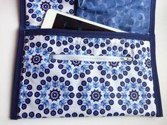 Fabric kindle paperwhite cover kindle or Mini IPad case | Etsy