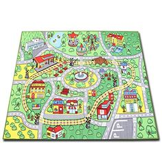 Large Area Rugs, Blue Area Rugs, Soft Play, Color Depth, Rugs On Carpet, Carpets, Boys Playing, Color Effect, Bedroom Carpet